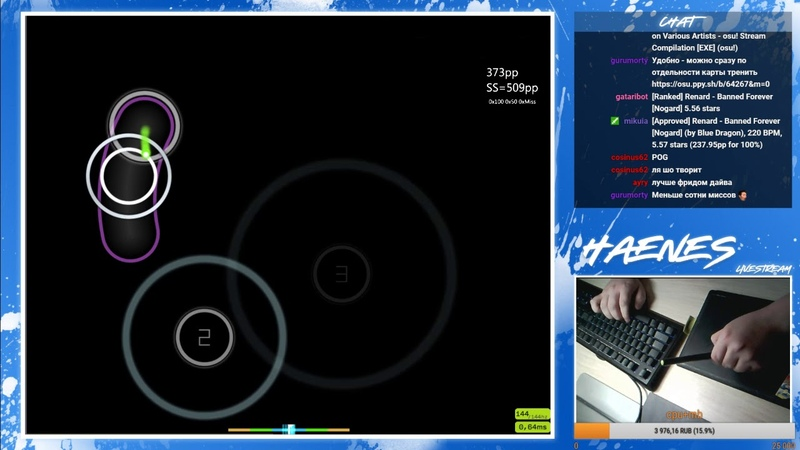 Nakajima Megumi - TRY UNITE! (aran Remix) [Arles] FC