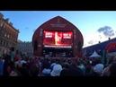 VLOG №4 FAN ZONA FIFA в Санкт-Петегбурге!!Россия-Египет(взгляд изнутри)