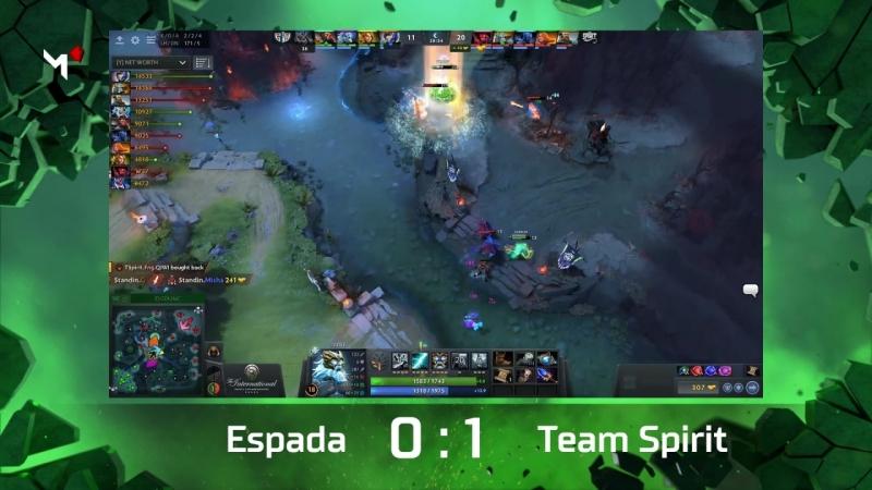 Путь Team Spirit к плей-офф квалификации
