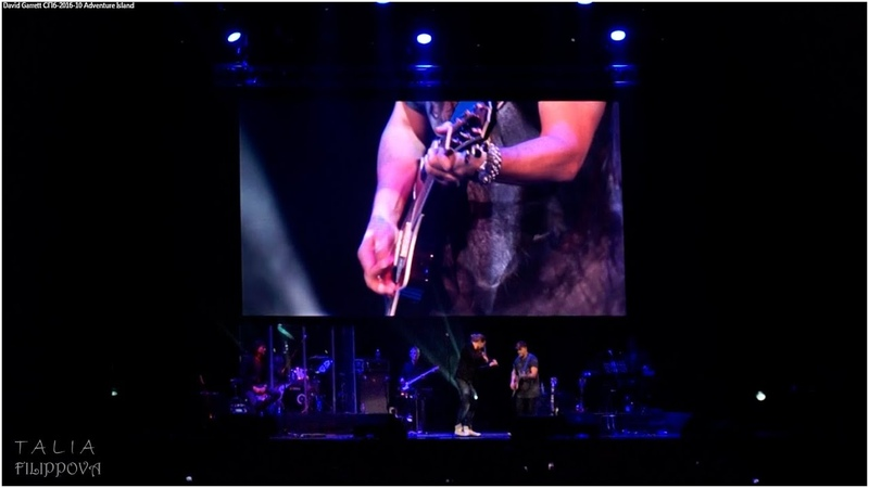 David Garrett - Adventure Island HD СПб-2016-10