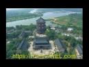 Буддисткий храм, маяк и песчаные пляжи с набережной Боао, остров Хайнань, Китай- основные туристические достопримечательности го