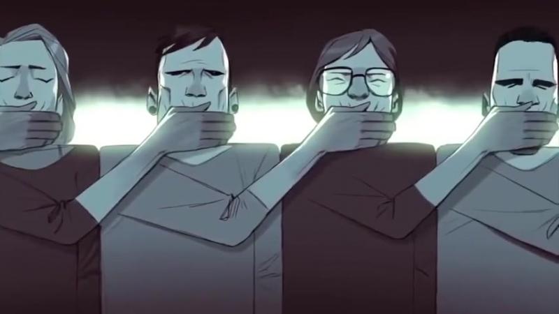 ТЕНЬ запрещённый мультфильм О том что сейчас РЕАЛЬНО происходит в МИРЕ