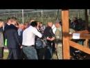 «Вы нас на обед ждете?»: Путин и Медведев приехали в яблоневый сад под Ставрополем