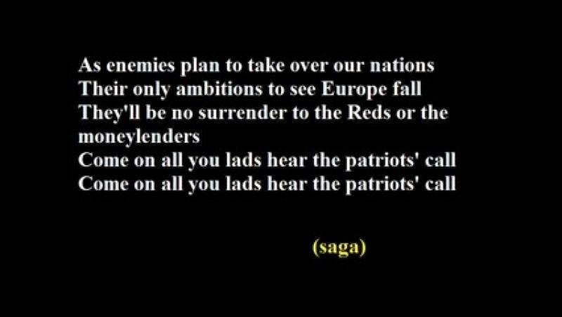 Saga - Patriot's Call