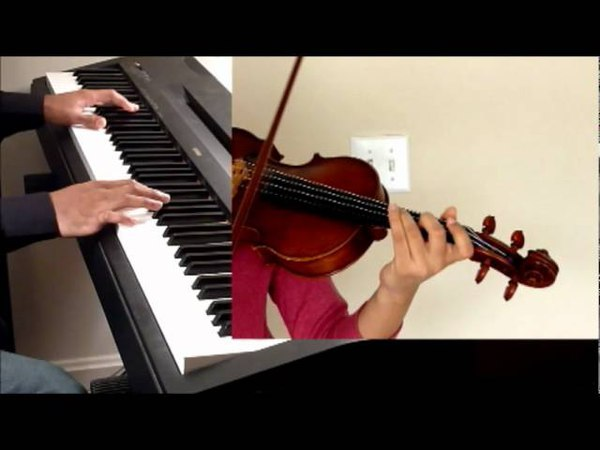Main Agar Kahoon (Om shanti om) - Violin and Piano