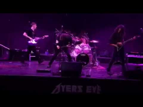 Creeping Death by Dyers Eve best Metallica tribute band ever 4 27 2018 at Home Bar
