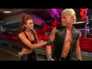 |WM| Dolph Ziggler & Maria Kanellis - Let me be myself