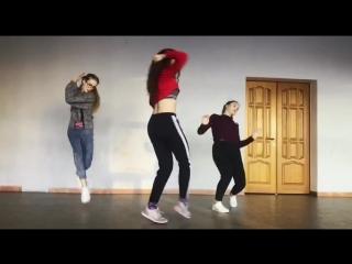 DanceHall | Choreo by Olga Frolova | Nizhnevartovsk 2018