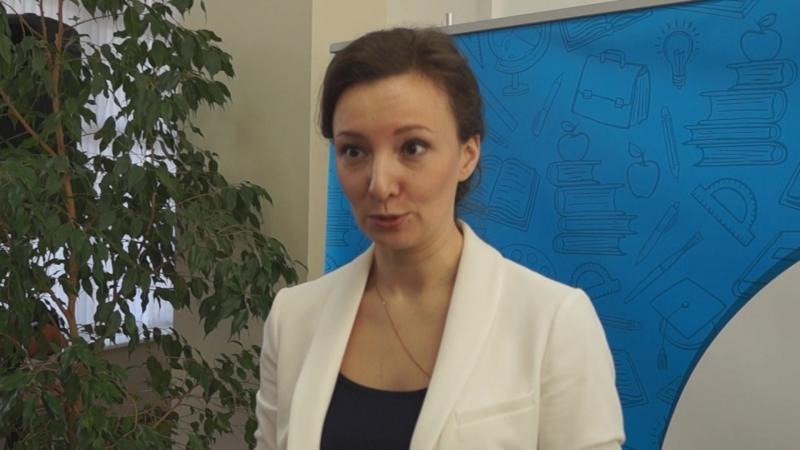 Встреча с Кузнецовой Анной Юрьевной
