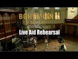 Queen Live Aid Rehearsal - Bohemian Rhapsody Radio Ga Ga Hammer To Fall