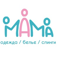"""Логотип Магазин """"МАМА"""" для будущих и кормящих/Краснодар"""
