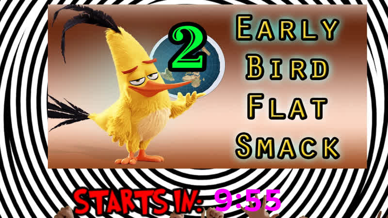Flat Earth Early Bird FlatSmacking!! Younow guest streams beer!