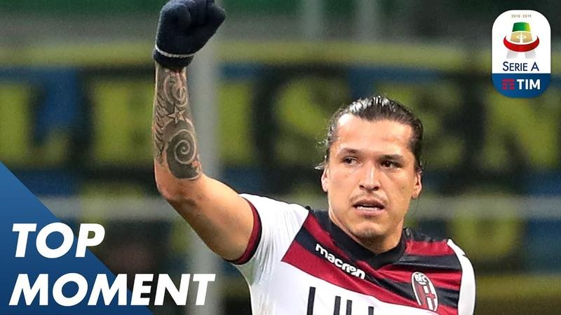 Santander Scores the Winner Against Inter! | Inter 0-1 Bologna | Top Moment | Serie A