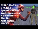 How To hack PUBG MOBILE Android No Root With Proof PUBG MOBILE Hack New AntiBan 0 12 5 80% Safe