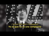 She's a woman - The Beatles (LYRICSLETRA) Original (+Video)