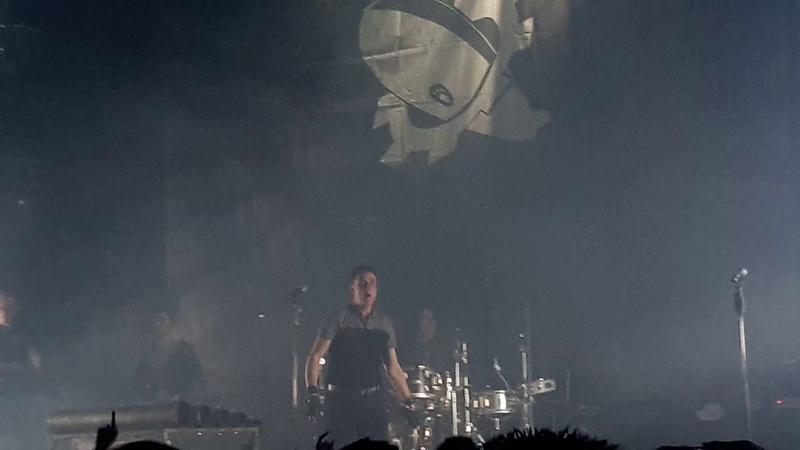 Die Krupps - Germaniac (Live@E-tropolis 2019 Turbinenhalle Oberhausen)
