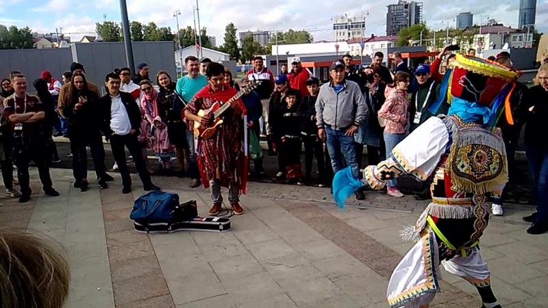 Перуанский шаман