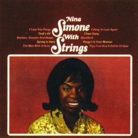 Nina Simone альбом Nina With Strings