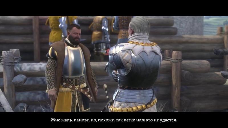 [Muzzloff Play] ФИНАЛЬНАЯ БИТВА ЗА ТАЛЬМБЕРГ - Kingdom Come Deliverance Прохождение 18