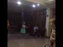 Танцы для детей от наших прекрасных аниматоров!