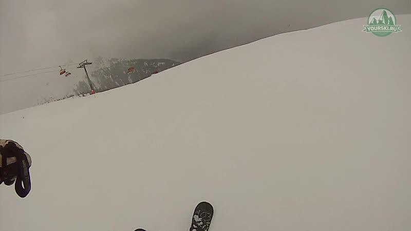 Тесты горных лыж Nordica Dobermann SLR (Сезон 2017-18)