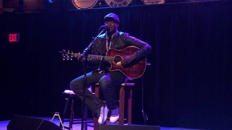 Javier Colon - Time After Time