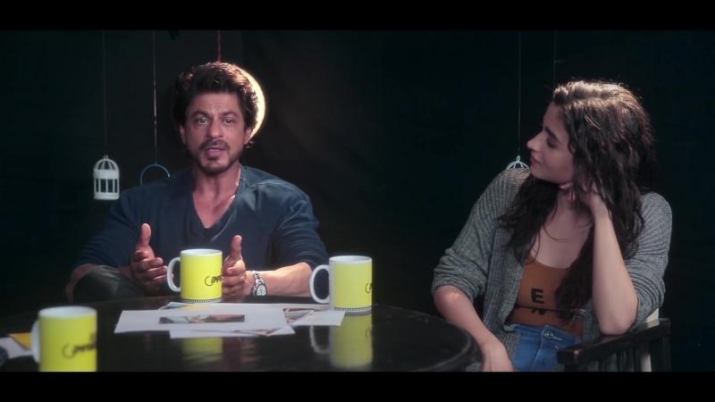 Shah Rukh Khan Alia Bhatt Interview ¦ Anupama Chopra ¦ Face Time