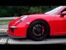 Загрузка Porsche 911 GT 3