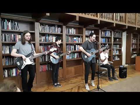 1. Концерт Акустика на балконе: группа Chosen By Eywa, 19 апреля 2019 в библиотеке им. Белинского