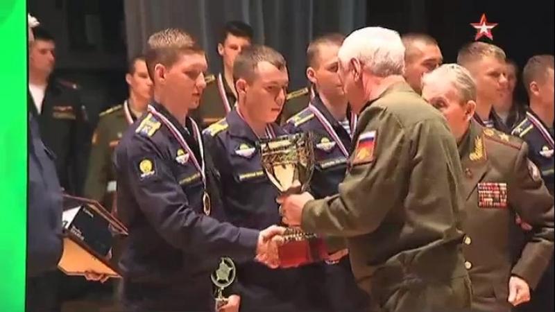 Московские курсанты получили Кубок министра обороны России на международной олимпиаде