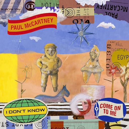 Paul McCartney альбом I Don't Know