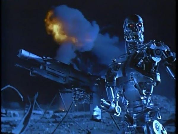 Терминатор 2 Судный День (режиссёрская версия LaserDisc)