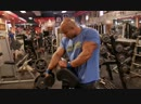Victor Martinez Trains Forearms