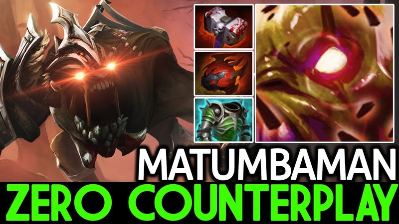 Matumbaman [Lifestealer] Zero Counterplay 7.17 Dota 2