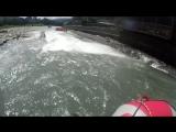 Рафтинг по реке Мзымта