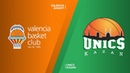 Valencia Basket UNICS Kazan Highlights 7DAYS EuroCup SF Game 1