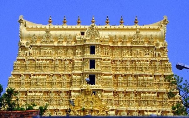 Запретные сокровища храма Вишну В начале XVIII века на юго-западе полуострова Индостан было образовано княжество Траванкор. В течение многих столетий по его территории проходили оживленные