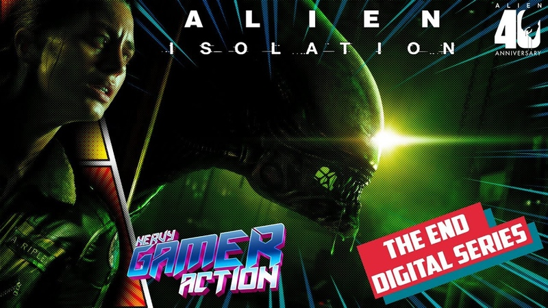ALIEN ISOLATION - 40th Anniversary Digital Series | The End xbox serie
