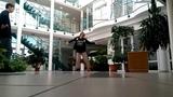 Freestyle hip hop dance video_NAYA dancer
