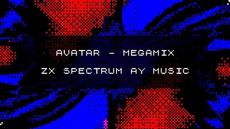 Avatar - Megamix (NASTY!) (ZX SPECTRUM MUSIC)