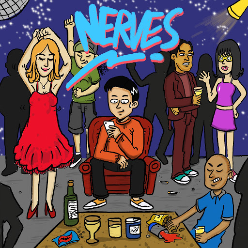 Danny Wright альбом Nerves