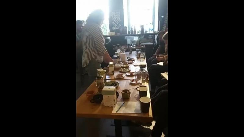 каппинг а Perfetto caffe