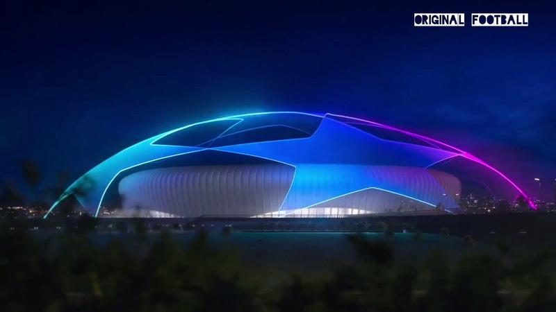Как будет выглядеть заставка Лиги чемпионов 2018 2019