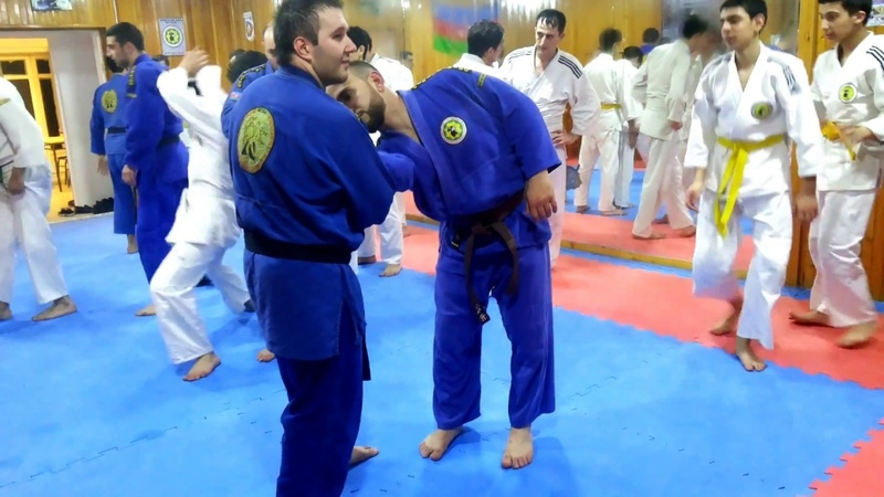 Demonstrating the REAL AIKIDO 34 🥋🇦🇿