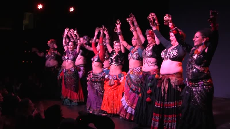 FatChanceBellyDance® Experience-The Evolution of ATS® Cues and Tattoos 2015