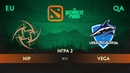 NIP vs Vega карта 2 The Bucharest Minor Закрытые квалификации Европа