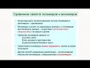 8.1. Современные материалы - полимеры и композиты.