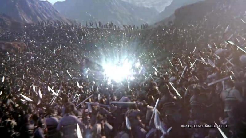 Официальный трейлер—Чжао Юнь(белый дракон)