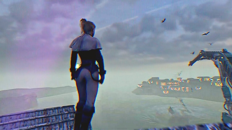 Egress - official Announcement Trailer (Upcoming BattleRoyale RPG 2018) Souls-like