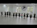 Видео-урок II-семестр май 2018г. - филиал Червишевский, Детская Шоу-хореография, гр.2-3